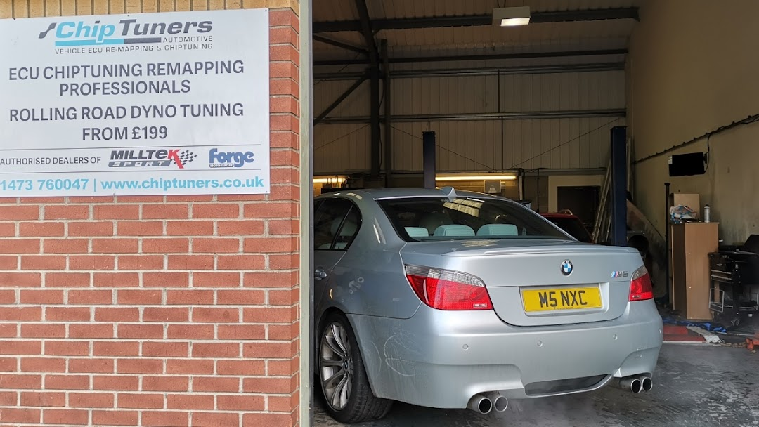 Chiptuners Colchester - Tuning Automobile in Colchester