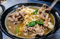 真鍋精神 牛肉湯 排骨湯