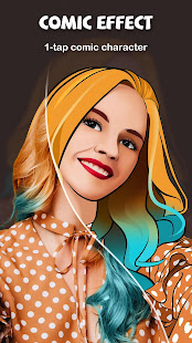 App OPixels - photo editor of comic art & face aging APK for Windows Phone