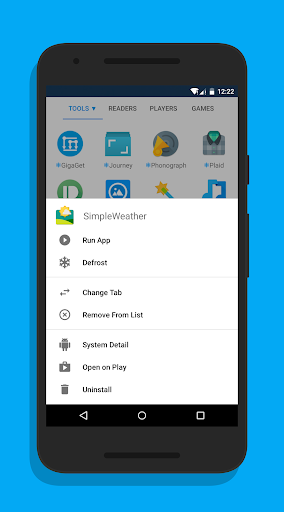 Ice Box – Apps freezer v3.0.0 Canary 16 [Pro]