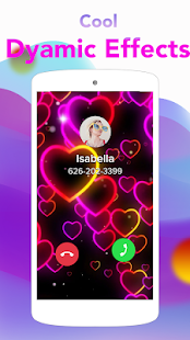 App Color Call - Caller Screen, LED Flash APK for Windows Phone