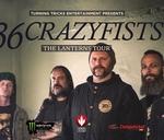 36 Crazyfists Lanterns SA Tour - Rumours Rock City, JHB : Rumours Rock City