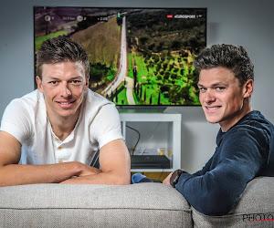 Weldra officiële ploegenvoorstelling voor broers Naesen en Greg Van Avermaet