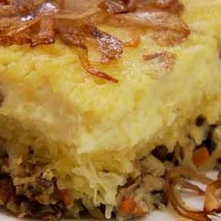 Chuck's Vegetarian Shepherd's Pie