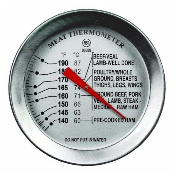 Measuring & Heat Equivalents (sallye) Recipe