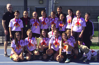 Photo: F15A 2015 Cup Champions in the F16A division!!