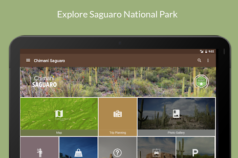 Saguaro Natl Park by Chimani- screenshot thumbnail