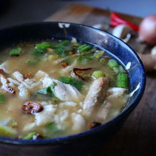 Asian Chicken Congee