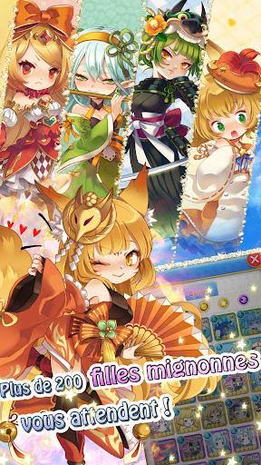 Code Triche Summon Princess-Anime AFK SRPG  APK MOD (Astuce) screenshots 2
