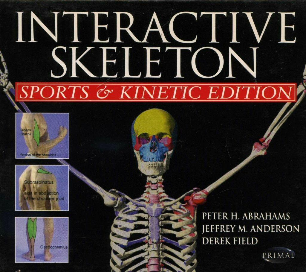 Video Gameinteractive Skeleton Sports Kinetic Edition Primal