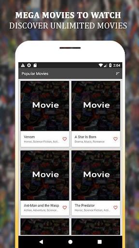 Free Movies & TV Shows 4.0 screenshots 2