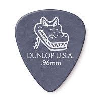 Dunlop Plektrum Gator 0,96 417P - 12/PLYPK