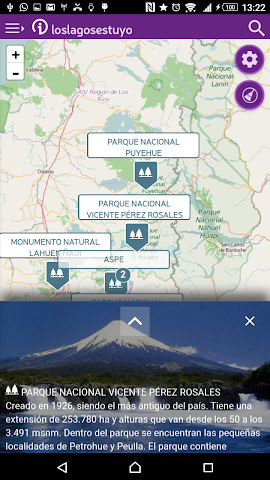 android Los Lagos - Nimbu.travel Screenshot 2