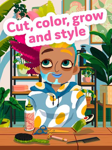 Toca Hair Salon 4 screenshot 1