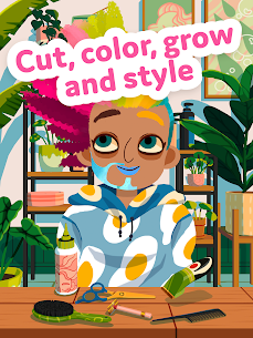 Toca Hair Salon 4 MOD (Purchased Paid Content) 1