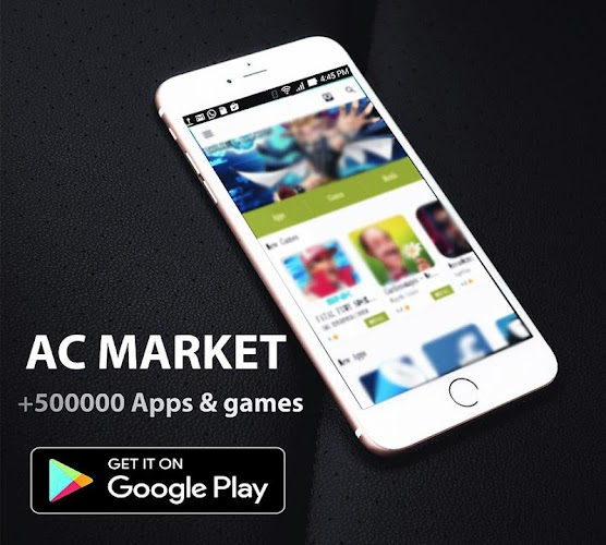 Download ACMarket APK latest version app by Chratapps for