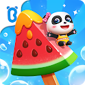Little Panda's Summer: Ice Cream Bars icon