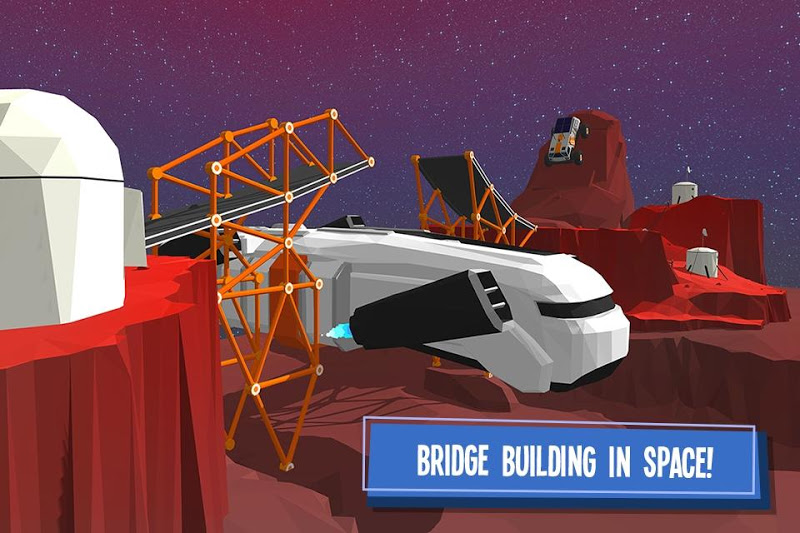 Build a Bridge! Screenshot 2