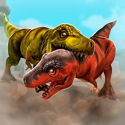 Jurassic Run Attack - Dinosaur Era Fighting Games (game)