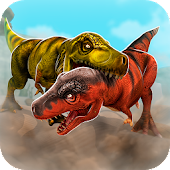 Jurassic Run - Dinosaur Games