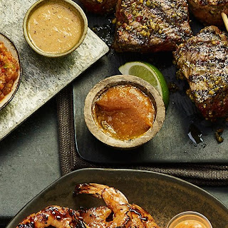 Grilled Tomato Coconut BBQ Sauce.