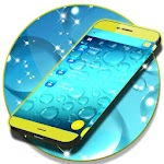 Blue SMS Free 2017 Theme Icon