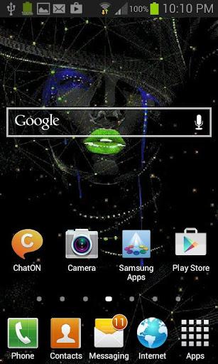 玩個人化App|Black Beauty Live Wallpaper免費|APP試玩