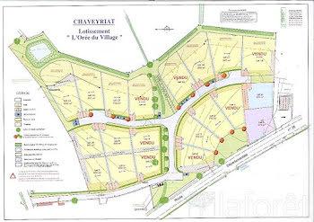 terrain à Chaveyriat (01)