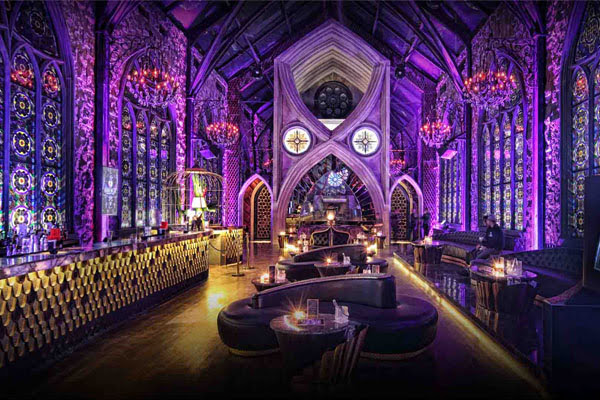 Mirror Lounge & Bar Bali