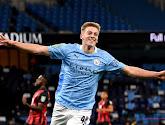 Exclu: un jeune attaquant de City à Anderlecht dans les prochains jours?
