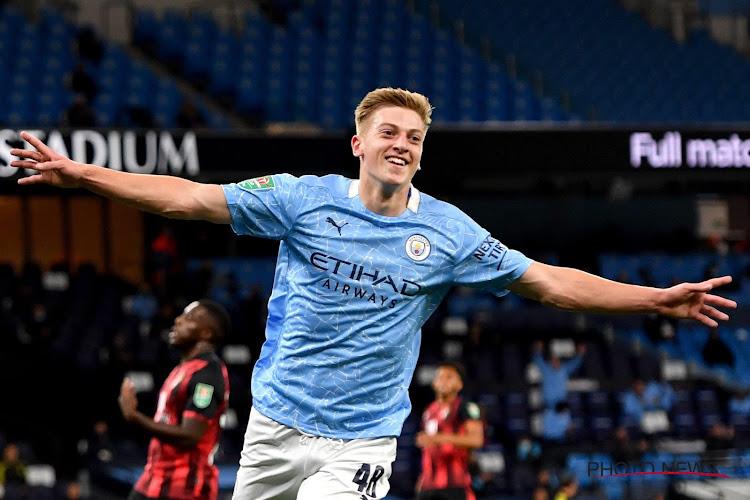 EXCLUSIEF: Anderlecht heeft nieuwe aanvaller in het vizier: 18-jarige vlotscorende spits van... Manchester City