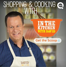Photo: Shopping & Cooking with In The Kitchen With David on QVC