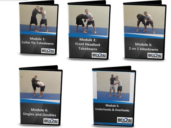 No Gi Takedowns Made Easy   Judo   Brazilian Jiujitsu