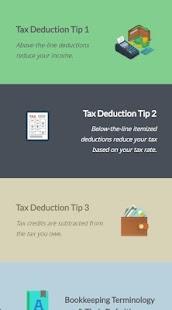 TaxTips - náhled