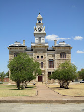 Photo: The Shackelford County courthouse in Albany.... Texas, that is!