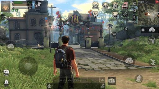 Code Triche LifeAfter: Night falls APK MOD screenshots 6