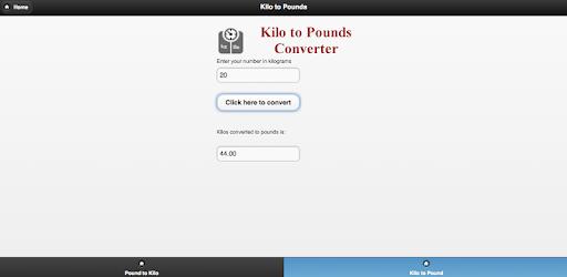 conversión 400 libras a kilos