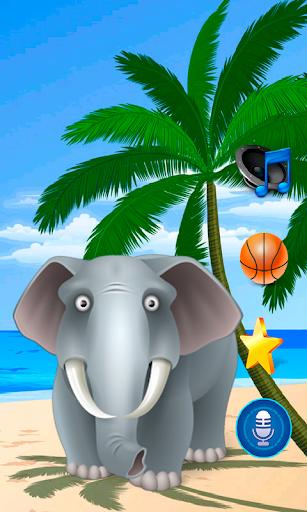 Dancing Talking Elephant 1.3 screenshots 3