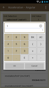 MultiConverter-Unit Converter- screenshot thumbnail