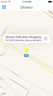 Oliviero città dello shopping- screenshot thumbnail
