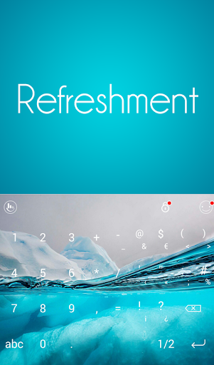 TouchPal Refreshing Keyboard|玩生活App免費|玩APPs