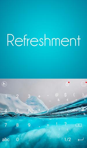 TouchPal Refreshing Keyboard