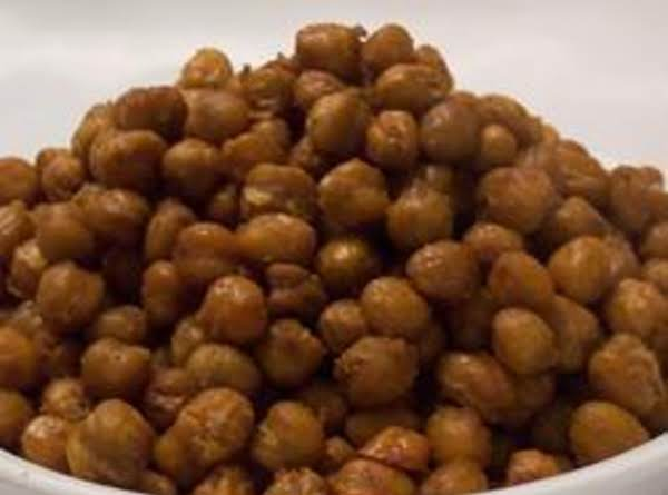 Roasted Garbanzo Beans Recipe