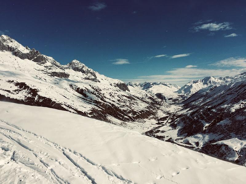Swiss mountains di Ginlander