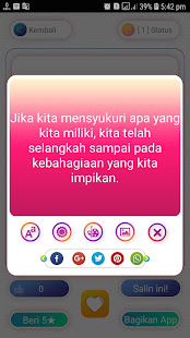 Download Status WA Kekinian ~ Status WA Keren For PC Windows and Mac apk screenshot 1