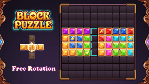 Block Puzzle: Diamond Star Blast 1.3 screenshots 1