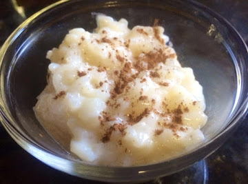 Arroz Doce - Cinnamon Rice Pudding Recipe
