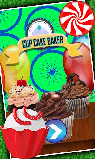 杯子蛋糕师傅