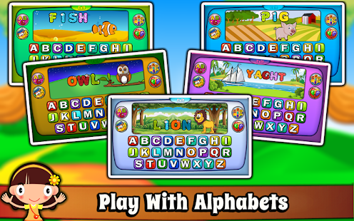 Kids Educational Learning Game APK for Blackberry | Download