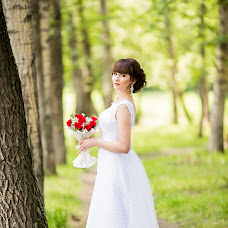 Wedding photographer Vyacheslav Sosnovskikh (lis23). Photo of 08.08.2016